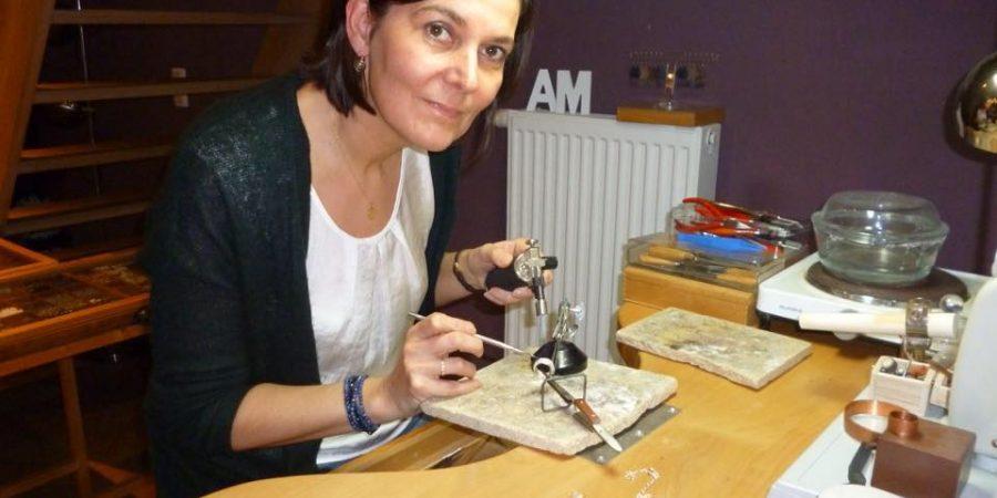 Atelier Aan Water - Sandra Caluwaerts